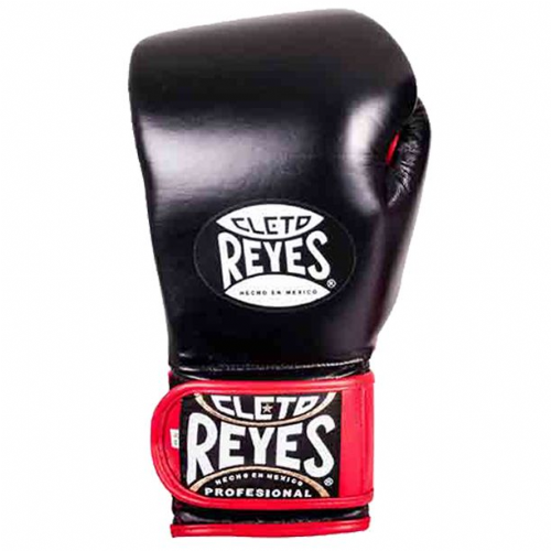 Cleto Reyes Extra Padded Sparring Gloves - Black/Red